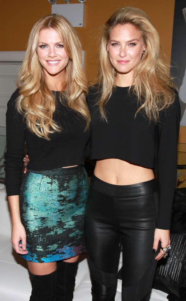 Brooklyn Decker, Bar Refaeli