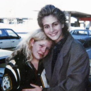 Julia Roberts e Nancy Motes