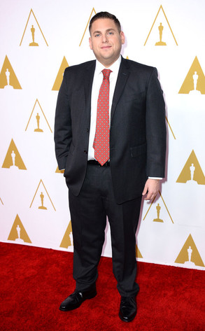 Jonah Hill, Oscars Nominees Luncheon