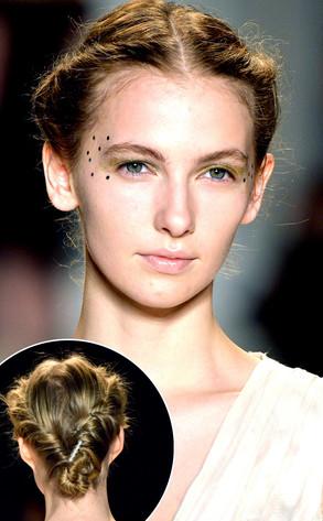 Lela Rose, New York Fashion Week, Beauty