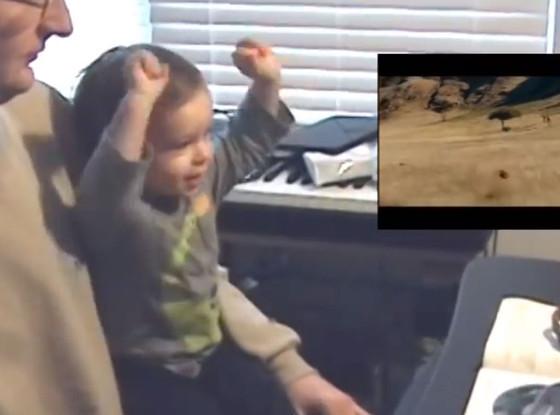 Superman Baby Video
