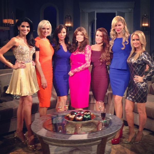 RHOBH Cast Reunion Instagram