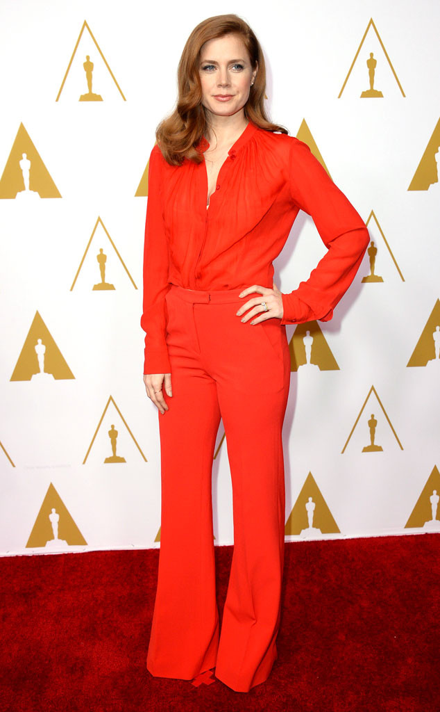 Amy Adams, Oscars Nominees Luncheon