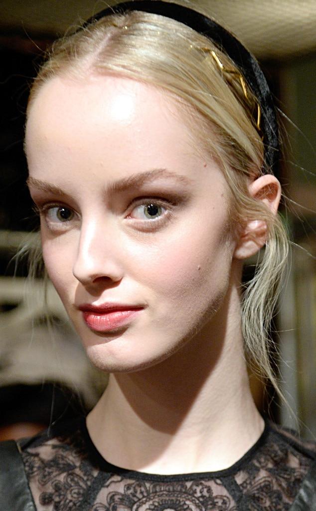 Charlotte Ronson, New York Fashion Week, Beauty