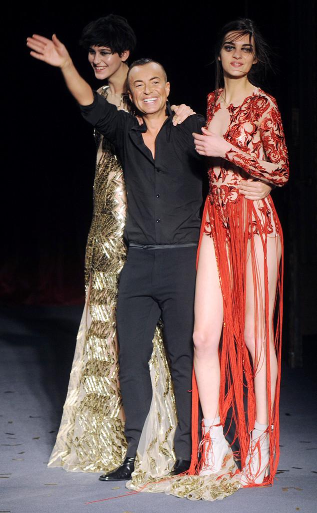 Julien Macdonald, London Fashion Week