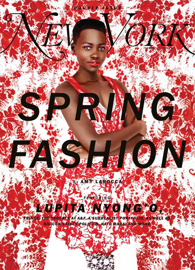 Lupita Nyong'o, New York Magazine