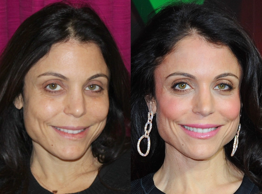 Bethenny Frankel, Housewives without their Makeup