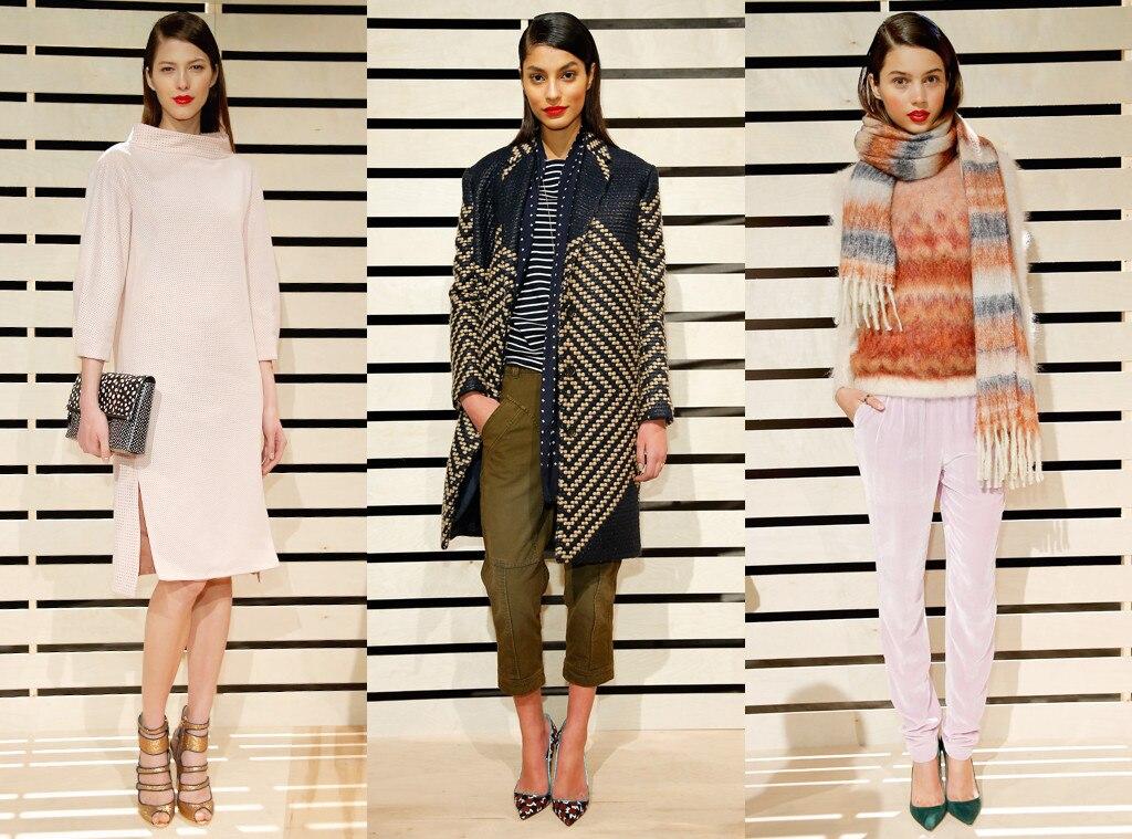 J. Crew, New York Fashion Week