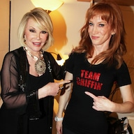 Kathy Griffin Speaks Out One Year After Donald Trump Photo