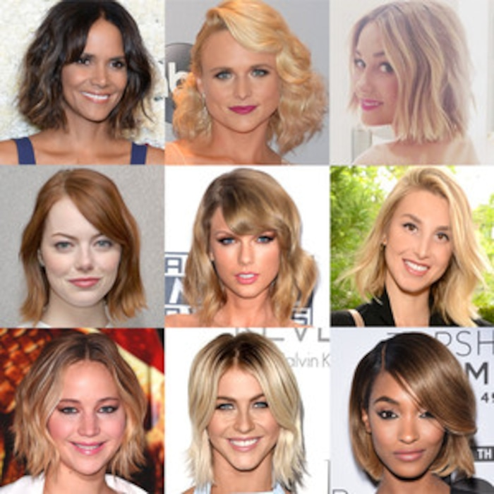 Clearly The Bob Was The Most Popular Celeb Haircut Of 2014see All