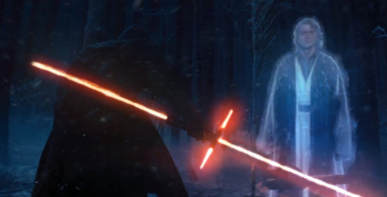 Star Wars: Episode VII Trailer, George Lucas' Special Edition