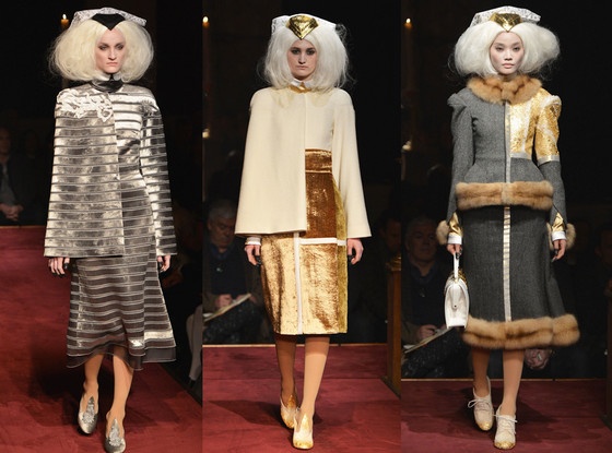 Thom Browne, New York Fashion Week