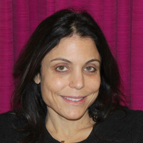 Bethenny Frankel, Twitter, No Makeup