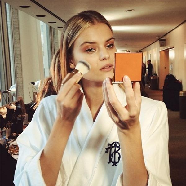 Tory Burch From New York Fashion Week Beauty Looks: Fall