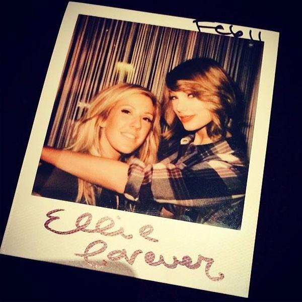 Ellie Goulding, Taylor Swift
