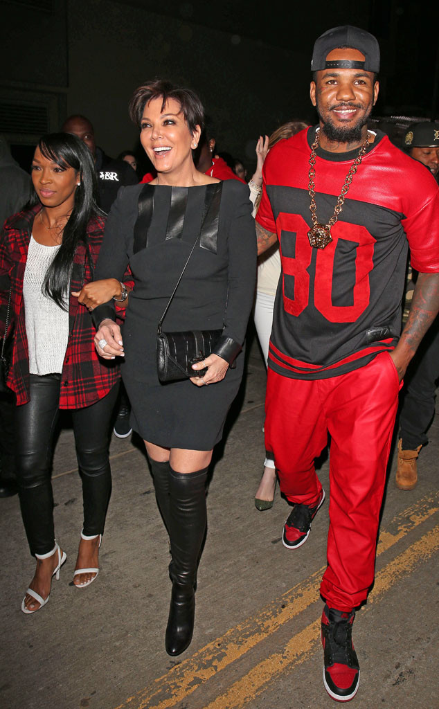 The Game, Kris Jenner, Malika