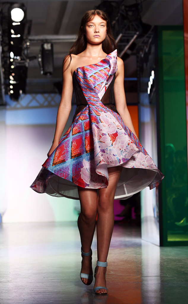 Peter Pilotto, London Fashion Week