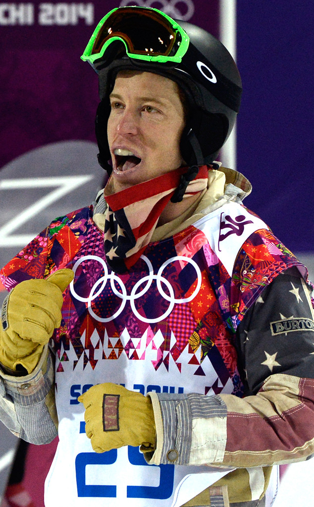 Shaun White, Sochi Winter Olympics