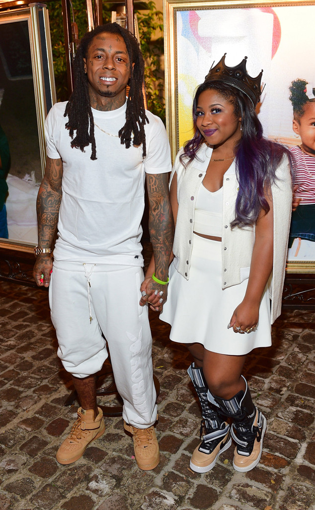 Lil Wayne, Reginae Carter