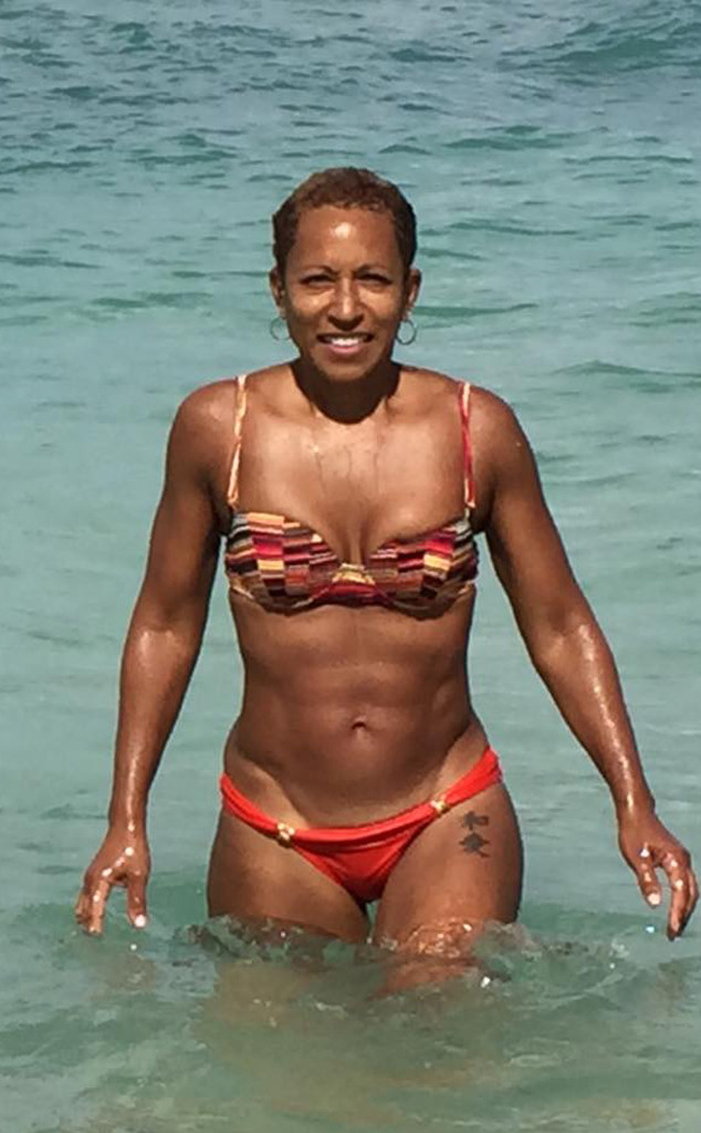 Drop What You're Doing and Check Out Jada Pinkett Smith's 61-Year-Old  Mother's Bikini Body