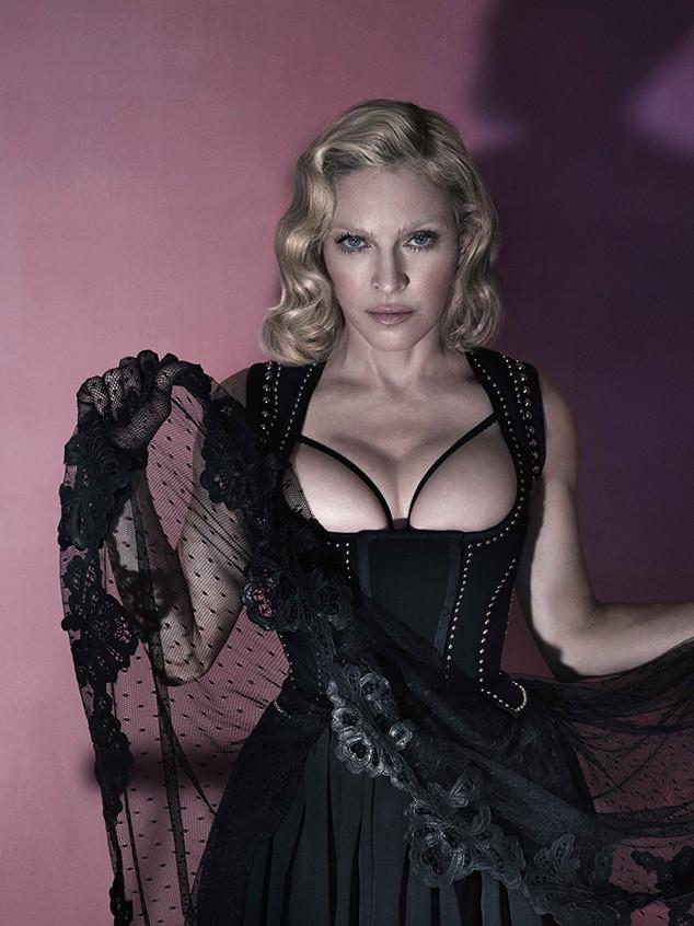 Madonna, Interview