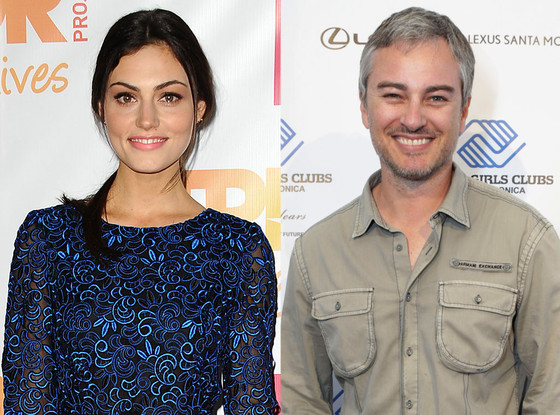 Phoebe Tonkin, Kerr Smith