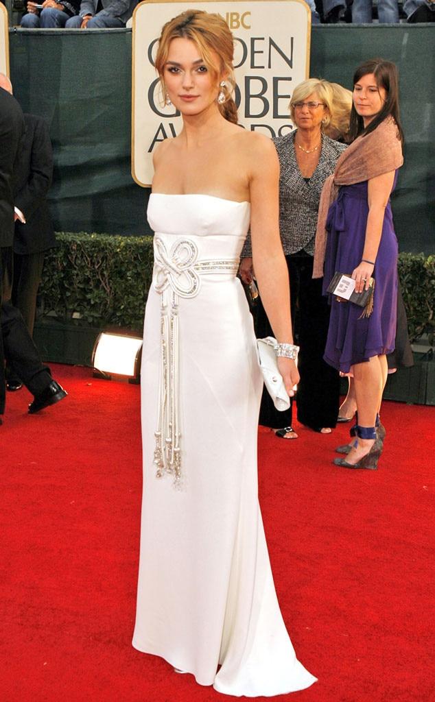 Golden Globes, Keira Knightley, 2006