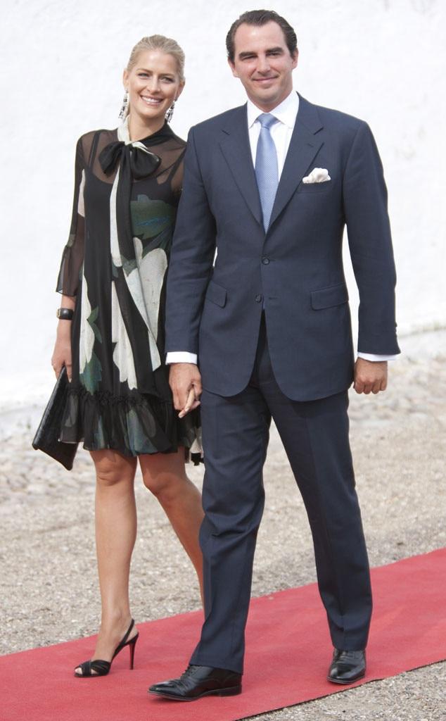 Tatiana Blatnik & the Prince of Greece/Denmark from Commoners Who ...