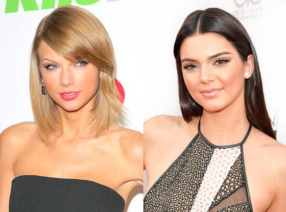 Taylor Swift, Kendall Jenner