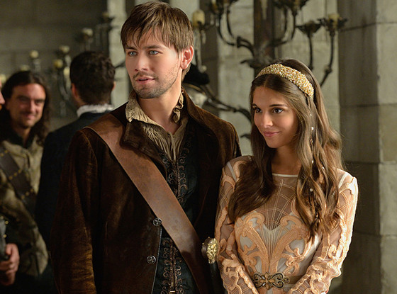 Torrance Coombs, Caitlin Stasey, Reign