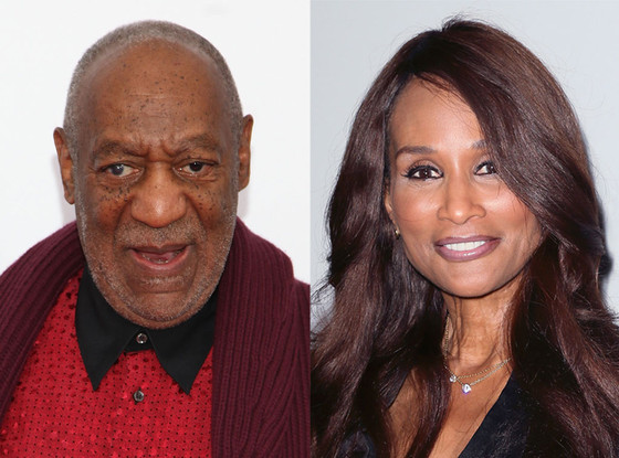 Bill Cosby, Beverly Johnson