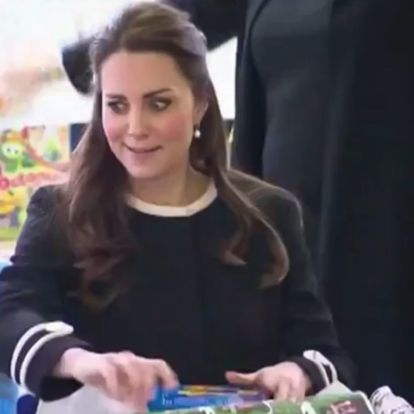 Kate Middleton, Eye Roll