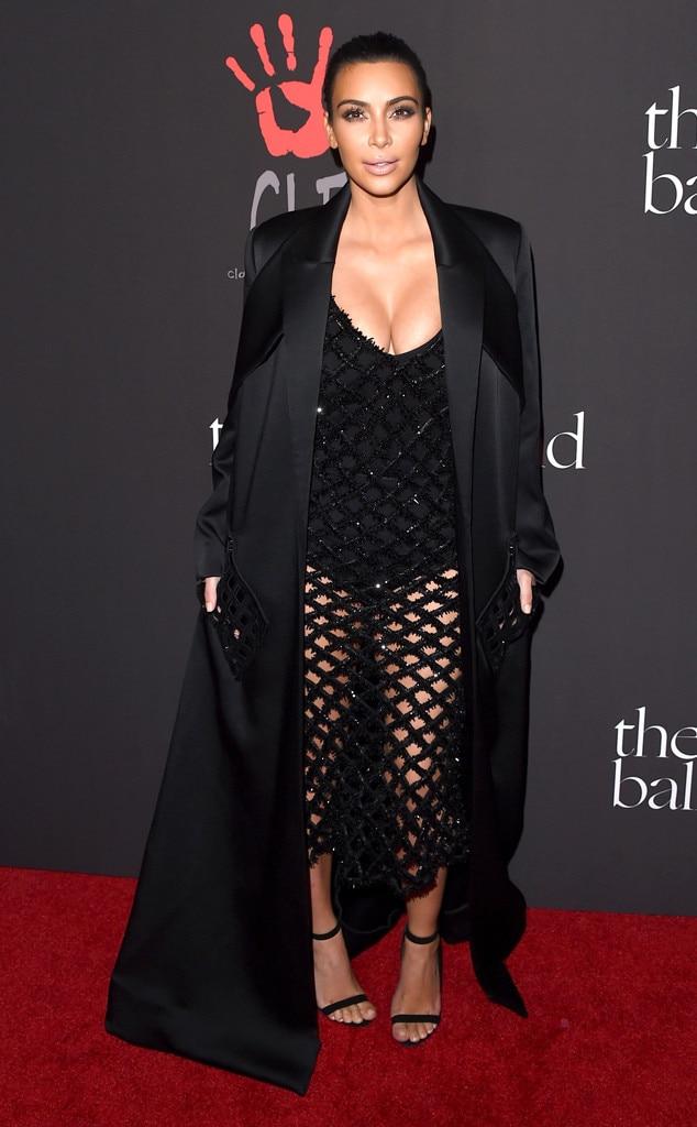 Kim Kardashian, The Inaugural Diamond Ball presented by Rihanna
