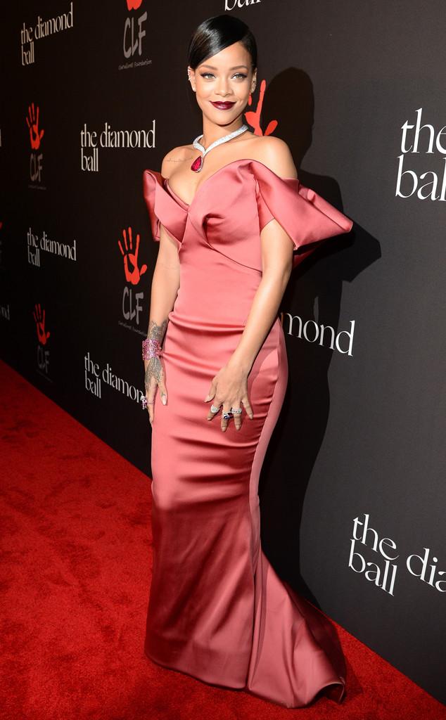 Rihanna, The Inaugural Diamond Ball presented by Rihanna
