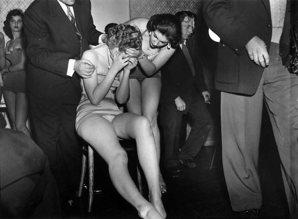 Miss World 1956, Miss Ireland, Amy Kelly, Miss Iceland, Agusta Godmundsdottir