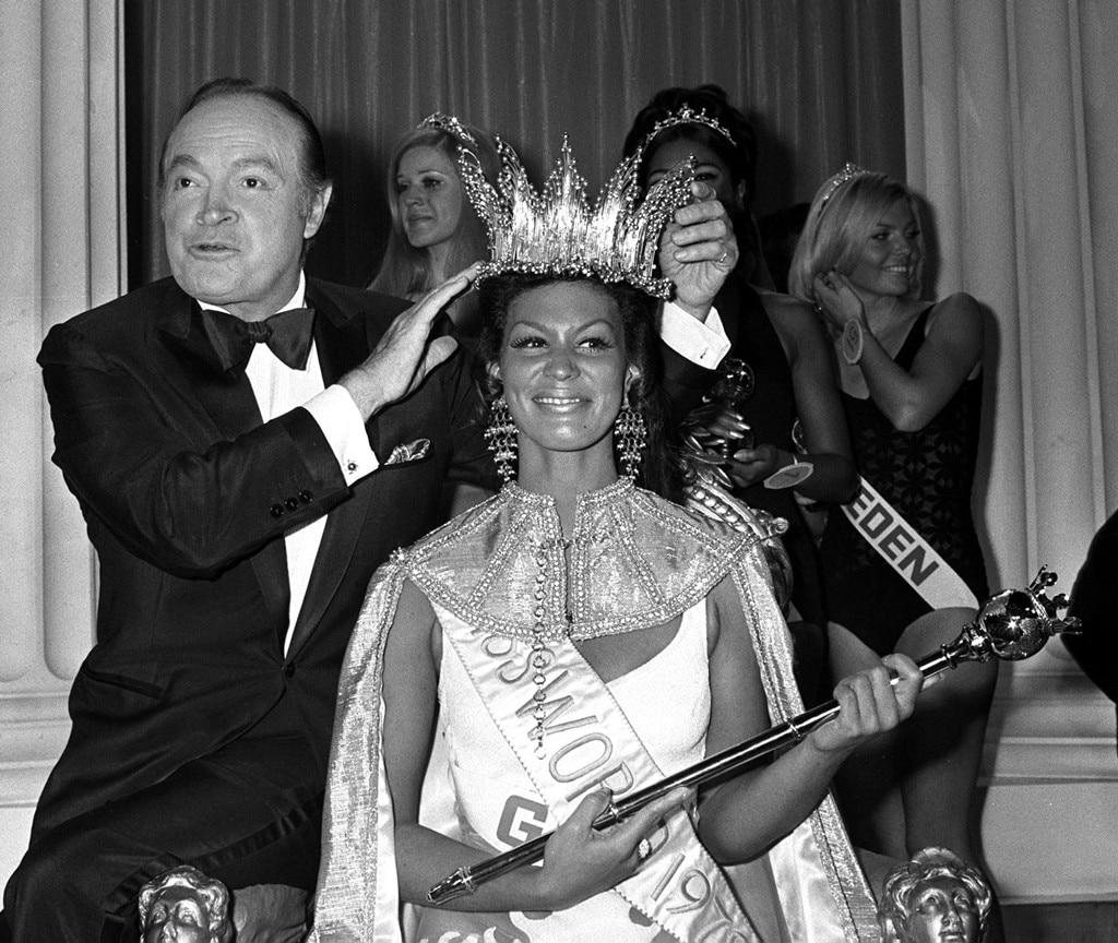 Miss World 1970, Bob Hope, Miss Grenada, Jennifer Hosten