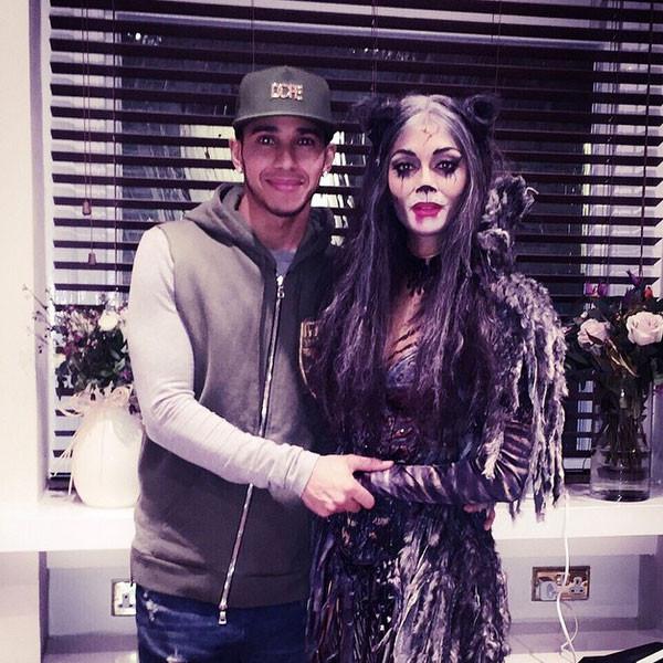Lewis Hamilton, Nicole Scherzinger