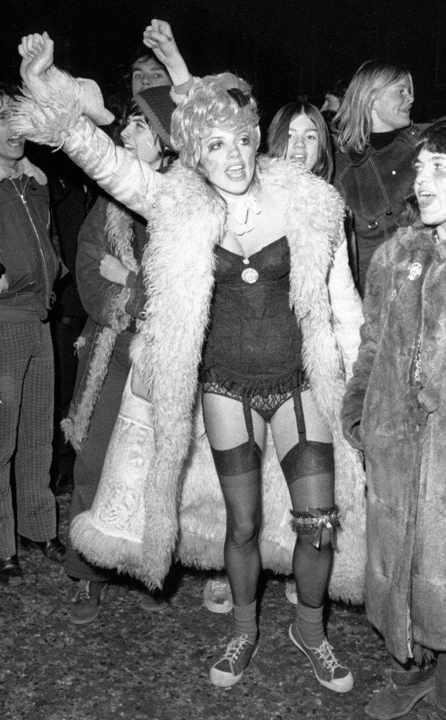 Miss World 1971, Protesters