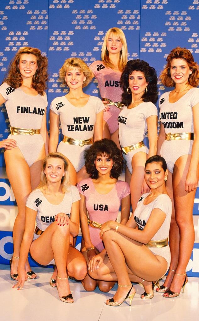 Miss World 1986, Halle Berry
