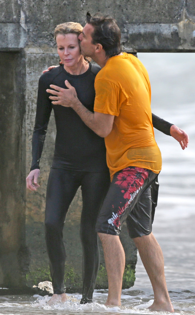 New Couple Alert! Kim Basinger and Longtime Hairstylist ...