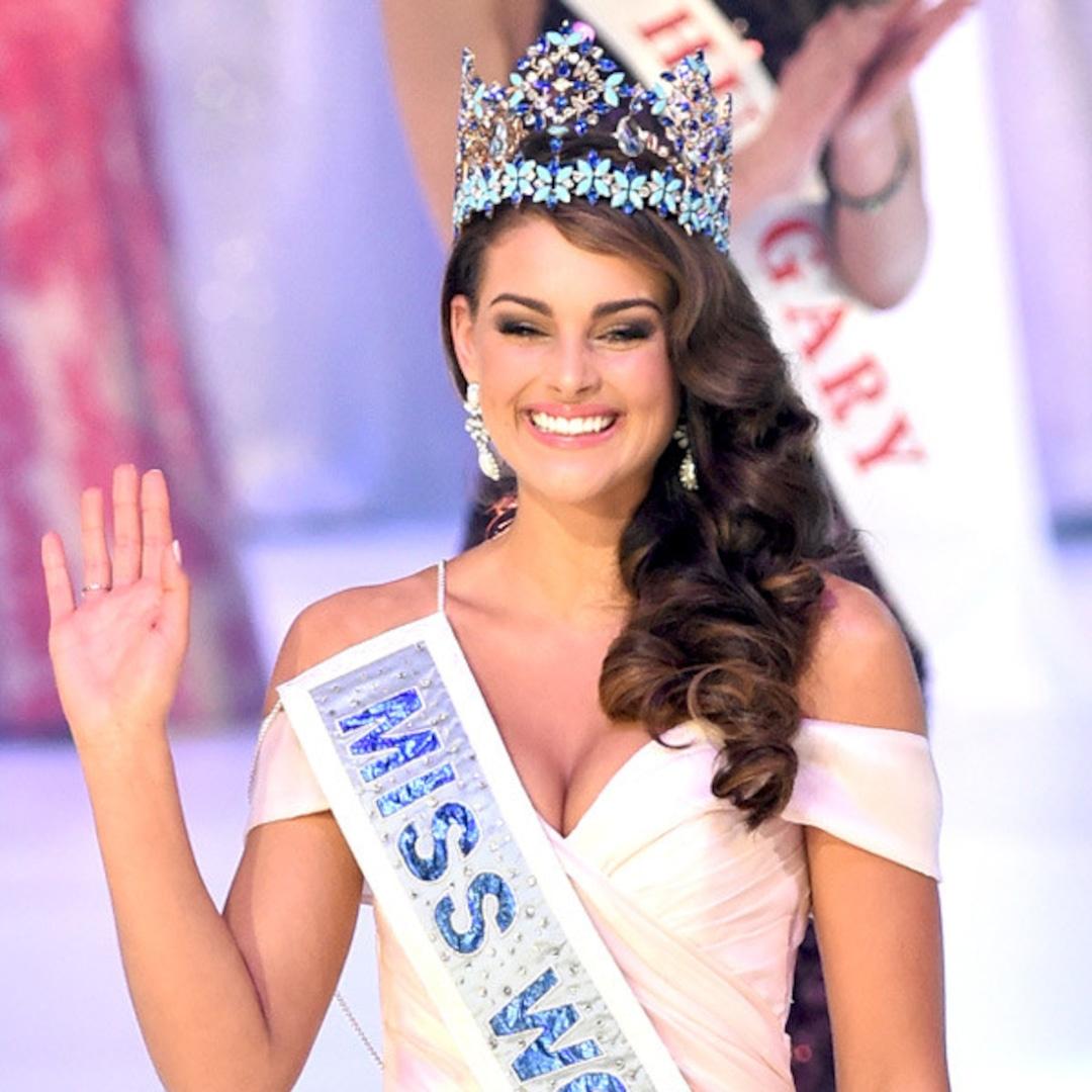 Miss World 2014 Winner: Rolene Strauss, Miss South Africa