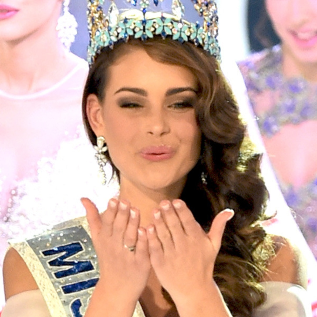 South African Rolene Strauss wins Miss World pageant