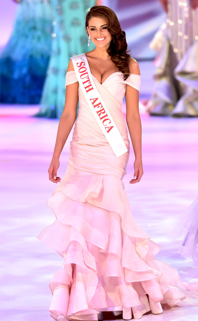 Rolene Strauss, Miss World