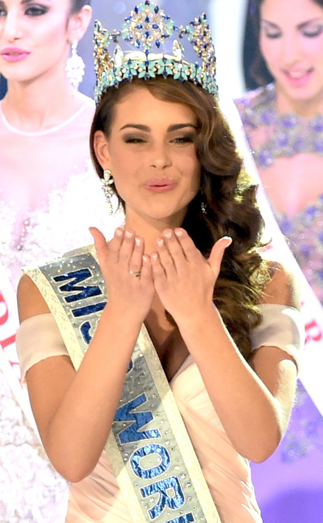 Rolene Strauss Is Miss World 2014 5 Things To Know About -1251
