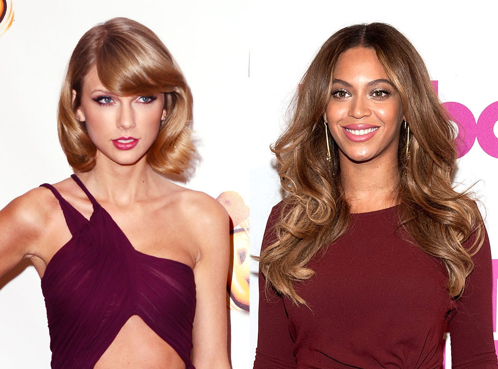 T Swift Loves Bey More Than The Normal Amount E Online