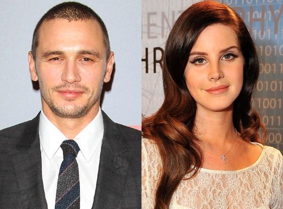 is Lana del Rey dating Franco