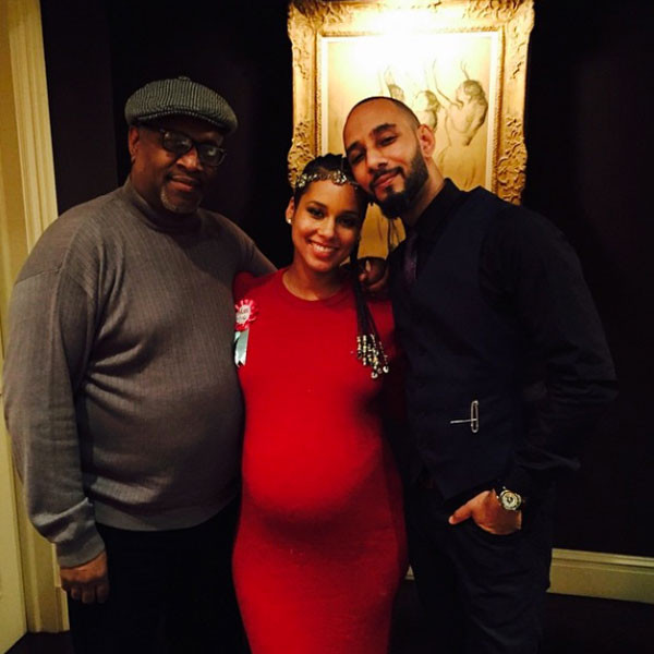 Alicia Keys, Swizz Beatz