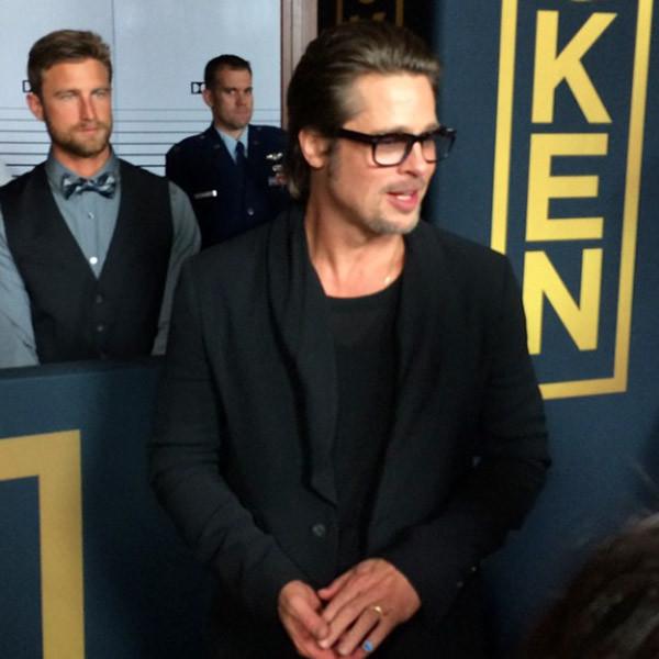 Brad Pitt, Marc Malkin, Instagram