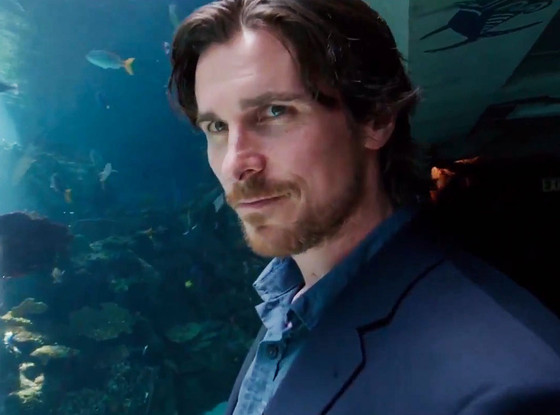 Knight of Cups, Christian Bale