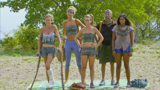 Survivor, Missy Payne, Jaclyn Schultz, Baylor Wilson, Keith Nale, Natalie Anderson